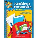【预订】Addition & Subtraction Grade 1