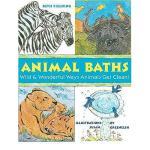【预订】Animal Baths: Wild and Wonderful Ways Animals Get