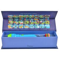 弥鹿儿童投影仪睡前故事机早教趣味发光玩具宝宝手电筒玩具
