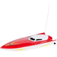 中天模型儿童玩具船拼装模型新极速号电动遥控水上摩托艇高速快艇