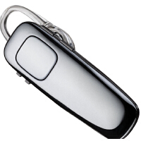 Plantronics 缤特力 M90 商务蓝牙耳机 通用型立体声迷你无线耳麦 耳塞式一拖二开车运动跑步可听歌音乐播放