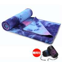 瑜伽铺巾女垫防滑吸汗毛巾毯子布初学者瑜珈专业便携装备