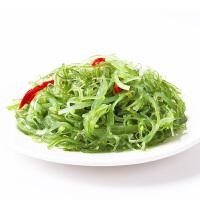 【山东蓬莱馆】裙带菜即食酸甜海藻菜中华海草沙律海藻沙拉寿司2袋装800克包邮