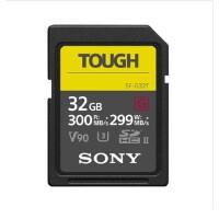 Sony/索尼sd卡32g高速相�C�却婵�SF-G32T高清4K微�畏�荡a�z像�C存��卡TOUGH尼康D850 A9 A7