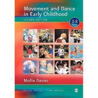 【预订】Movement and Dance in Early Childhood