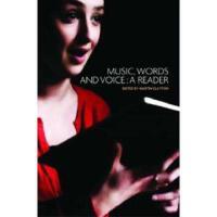【预订】Music, Words and Voice: A Reader