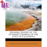【中商海外直订】Biennial Report of the Attorney General of the Stat