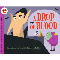 Drop of Blood, A (Let's Read and Find Out) 自然科学启蒙2:血液的作用 IS