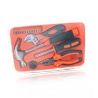 18件套礼品工具箱 家用工具盒家庭工具套装组合