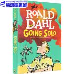 英文原版 Going Solo 独闯天下 Roald Dahl罗尔德达尔 好小子童年故事续集 趣味青少年读物获奖文学小