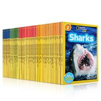 现货美国国家地理儿童百科英文原版National Geographic KIDS readers pre-reader