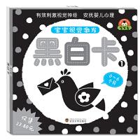 宝宝视觉激发卡:黑白卡系列(套装全2册)