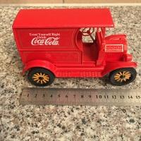 1:24Ford 福特T型coca cola 可口可乐老爷车汽车模型品质定制新品 红色