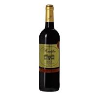 圣加美图 328元/瓶乐菲黄金美乐干红葡萄酒  法国原瓶进口  750ml