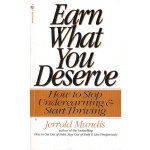 EARN WHAT YOU DESERVE(ISBN=9780553572223) 英文原版