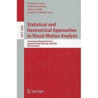 【预订】Statistical and Geometrical Approaches to Visual