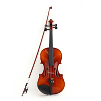M&T美音 练习小提琴乐器V301 初学者乐器套装 学习琴
