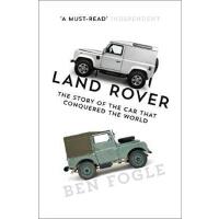 【中商原版】路虎:征服世界的汽车的故事 英文原版 Land Rover: The Story of the Car t
