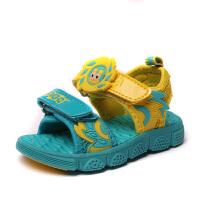 童鞋新款夏季男女宝宝凉鞋儿童沙滩鞋男童休闲凉鞋潮
