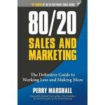 【中商原版】80/20 销售和市场 英文原版 80/20 Sales and Marketing: Guide to