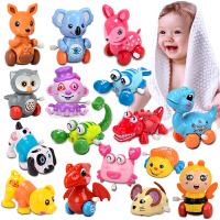 宝宝发条玩具婴儿6-12个月上弦上链会跑智力早教儿童1-3岁2男孩女