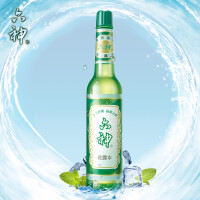 六神 花露水 95ml 玻璃瓶 清凉舒爽