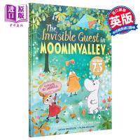 【中商原版】Cecilia Davidsson:姆明谷的不速之客 Moominvalley 精品绘本 故事书 亲子绘本
