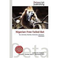 【预订】Nigerian Free-Tailed Bat