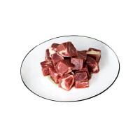 [当当自营] 鲜动生活 澳洲和牛原切牛肉粒 300g*3袋