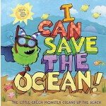 【预订】I Can Save the Ocean!: The Little Green Monster Cleans