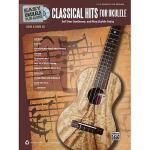 【预订】Easy Ukulele Play-Along -- Classical Hits for