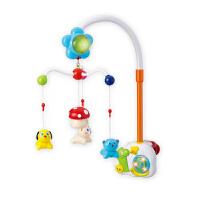 宝宝礼物牙咬胶 婴儿 床摇铃牙胶电子鼓0-3-6个月玩具