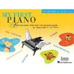 【现货】英文原版 菲伯尔我的钢琴启蒙课:A级创作训练 (读谱准备)My First Piano Adventure: