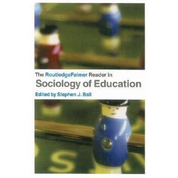 【预订】The RoutledgeFalmer Reader in Sociology of 美国库房发货,通常付款后3-5周到货!