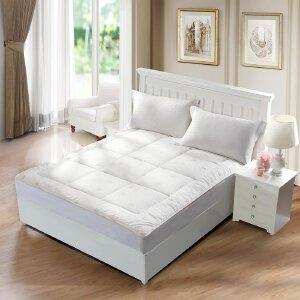 【每满150减50】水星家纺床垫天丝单人学生宿舍床褥垫子