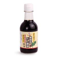 日本原产 昆布酱油调味汁调味料品200ml 妙谷低盐婴儿童宝宝酱油