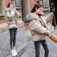 冬季棉衣大码女装羽绒服短款女修身学生棉袄外套