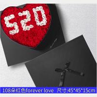 礼物送女友创意新奇闺蜜生日女生友情肥皂花香皂花花束 108朵红色 forever love