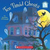 【预订】Ten Timid Ghosts