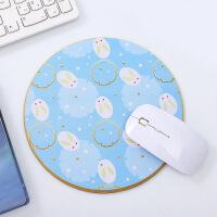 游戏鼠标垫键盘桌垫可爱男女生文具广告定做电脑办公护腕垫