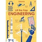 【中商原版】工程小百科 英文原版 Lift the Flap Engineering 翻翻纸板书 6-12岁 STEM