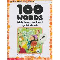100 Words Kids Need to Read by 1st Grade 一年级学生必备的100个词汇 ISB