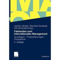 【预订】Fallstudien Zum Internationalen Management: