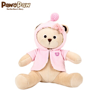 【3件4折 到手价:119】Pawinpaw卡通小熊童装男女宝宝款卡通小熊抱抱熊玩偶