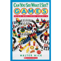 Scholastic Reader Level 1: Can You See What I See? Games: R