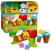 [当当自营]LEGO 乐高 乐高得宝主题系列  乐高得宝创意盒 积木拼插儿童益智玩具 10817