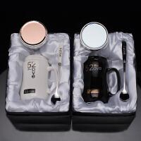 情侣茶杯对杯 创意七夕520情人节生日礼物情侣一对送女朋友男生毕业礼品实用SN2982