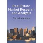【预订】Real Estate Market Research and Analysis