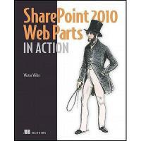 【预订】SharePoint 2010 Web Parts in Action