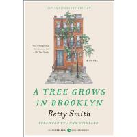 【现货】英文原版 布鲁克林有棵树 A Tree Grows in Brooklyn ( Perennial Class